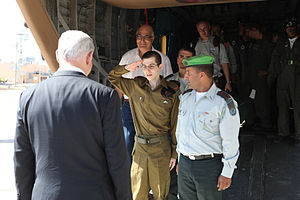 2006 Gaza cross-border raid - After more than five years in Hamas captivity IDF soldier Gilad Shalit was released and returned to Israel, while nearly a thousand Palestinian and Arab-Israeli prisoners are being released in exchange, 18 October 2011
