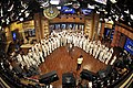 Flickr - Official U.S. Navy Imagery - Service members pose for a photo with television host Kelly Ripa after the taping of Live with Kelly during Fleet Week New York 2012..jpg