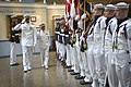 Flickr - Official U.S. Navy Imagery - The Chief of Staff of the Japan Maritime Self-Defense Force performs a pass and review inspection..jpg