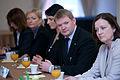 Flickr - Saeima - Saeimā viesojas Maķedonijas prezidents (8).jpg