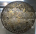 Flower basket with hosoge floral arabesque, Tokyo National Museum.JPG