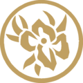 Flower in Ring Ornament Gold R.png