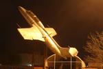 Flugzeug Display Parkplatz Diskothek Jet Set02032019.png