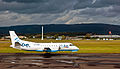 Flybe Saab 340, Glasgow, Oct. 2010 - Flickr - PhillipC.jpg