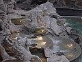 Fontana di Trevi al tramonto. Foto Giovanni Dall'Orto.jpg