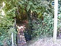 Footpath 14, off Hubbard's Hill - geograph.org.uk - 1384755.jpg
