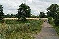 Footpath leaving Black Bridge - geograph.org.uk - 734396.jpg