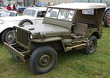 four wheel drive wikipediathe 1940\u20131945 willys u s jeep