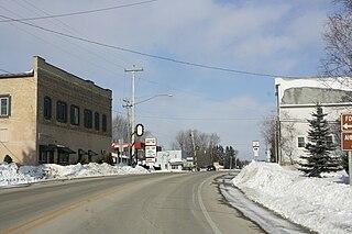 Forestville, Wisconsin Village in Wisconsin, United States