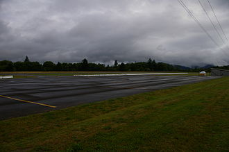 Forks, Washington - Forks Municipal Airport