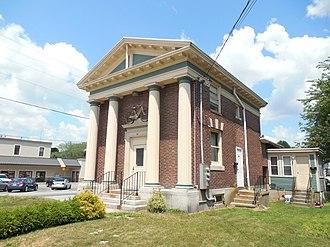 Plainfield, Connecticut - Former bike shop