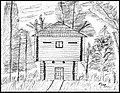 Fort Fulton - Second Seminole War Fort (artist's depiction).jpg