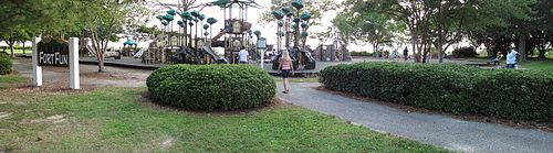 Fort Fun, Huntington Park, Newport News, Va, Panorama.jpg