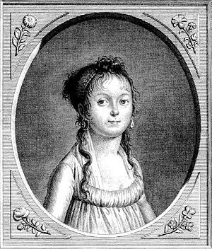 Fortunée Briquet - Fortunée Briquet (1804 engraving)
