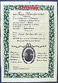 Foto, Ehrenurkunde und Eisernes Kreuz von Johann und Franz Marchsreiter, item 3.jpg