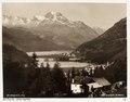 Fotografi av St. Moritz. Unteralpina - Hallwylska museet - 104853.tif
