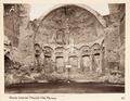 Fotografi av Villa Adriana. Sala dei Filosofi - Hallwylska museet - 104702.tif