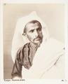 Fotografi från Tanger på man, Marocko, 1800-tal - Hallwylska museet - 107255.tif