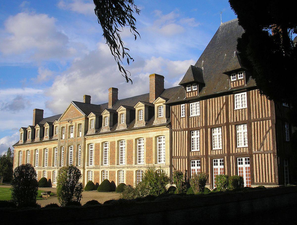 Grandchamp le ch teau wikipedia - Le chateau des oliviers de salette ...