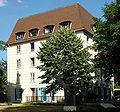 France Paris Cite Universitaire Maison Suede 01.JPG