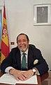 Francisco Javier Pérez-Griffo y de Vides, Embajador de España en Sofía (Bulgaria).jpg