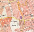 Frankfurt Altstadt-Position-Steinernes Haus-Ravenstein1861.jpg