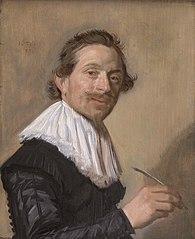 Portrait of Jean de la Chambre