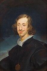 Erzherzog Leopold Wilhelm (1614-1662) in geistlichem Gewand, Brustbild