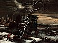 Frans de Momper (attributed) - Flemish winter landscape.jpg