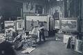 Franz Skarbina in seinem Atelier, 1898.png