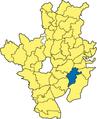 Frasdorf - Lage im Landkreis.png