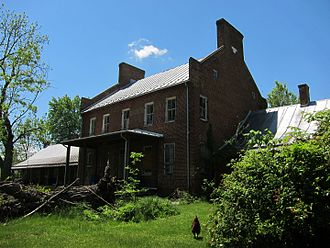 Poorhouse - Frederick County Poor Farm in Virginia, United States