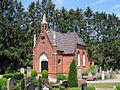 Friedhof Kapelle - Kirche Oberneuland - Bremen - 2011.jpg