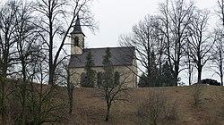 Friedhofskapelle Protschenberg Fichteschulweg Bautzen.JPG