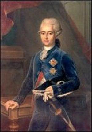 Frederick III, Prince of Salm-Kyrburg - Image: Friedrich III of Salm Kyrburg