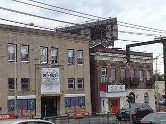 Koreatown, Philadelphia - Image: From upper darby koreatown 2