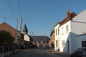 Fromelles - Village of Fromelles