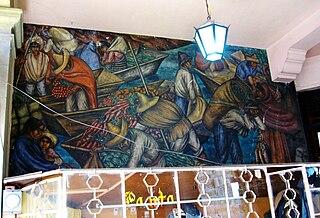 Abelardo L. Rodríguez Market Mexico City