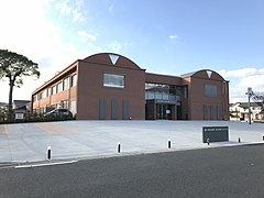 Fukuchi Town Library & Fukuchi Town History Museum 20180103-1.jpg