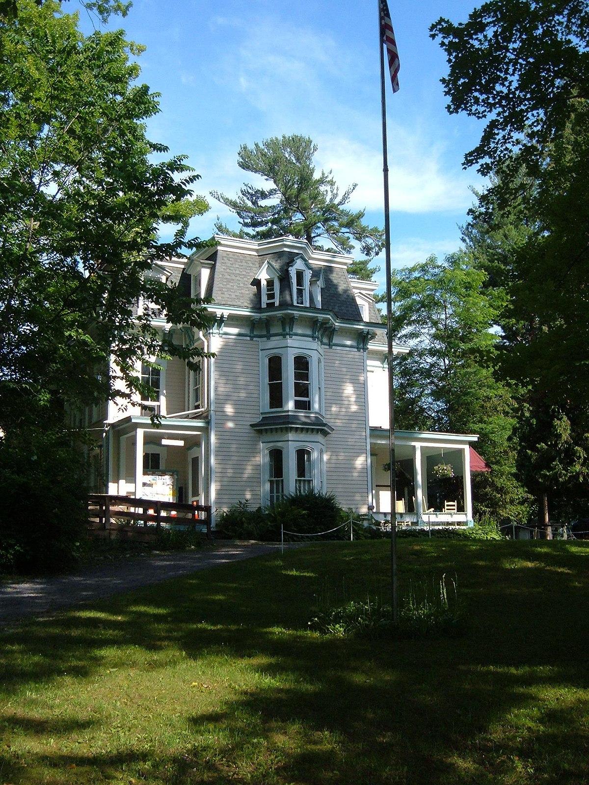 Wiawaka Holiday House - Wikipedia