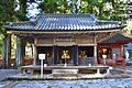 Futarasan Shrine (Nikko) Shin-yo-sha.JPG