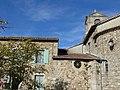 Génestelle, Ardèche, France. Eglise Sainte-Marie 01.jpg