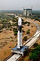 GSLV-Mk III D1 on its way to Launch Pad.jpg