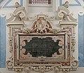 Gaeta, Basilica Cattedrale - Lapide nel vestibolo del succorpo.jpg
