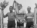 Gaiardoni, Gasparella en Gruchet (1959).jpg