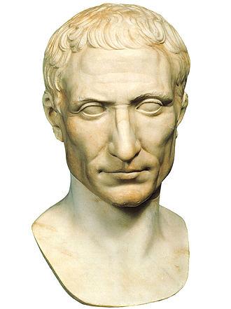 Julii Caesares - Gaius Julius Caesar, the dictator