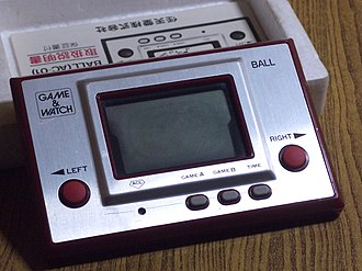 Nintendo Research & Development 1 - Image: Game & Watch Ball