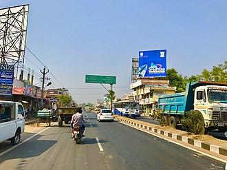 Gannavaram - Gannavaram town
