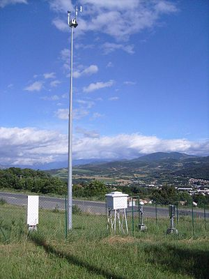 Gap, Hautes-Alpes - Weather Station Gap Varsie