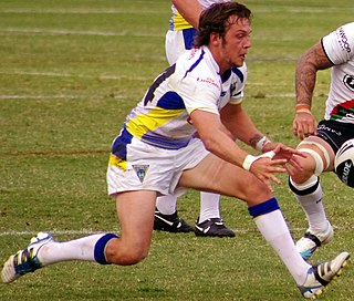 Gareth OBrien English rugby league footballer